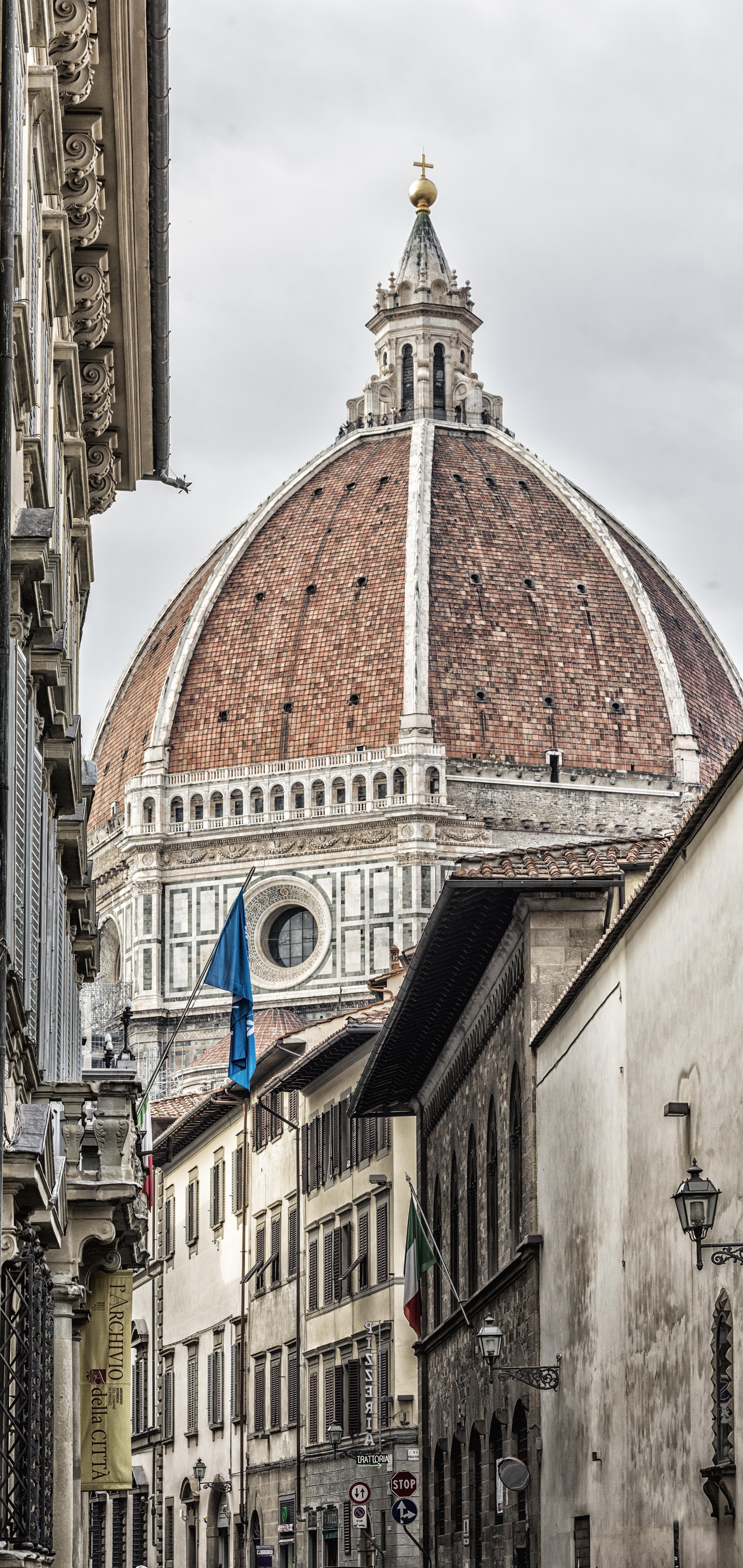 Melyik templom ékessége ez a kupola?