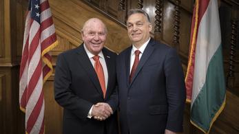 Cornstein: Trump második ciklusában meglátogatja Orbán Viktort