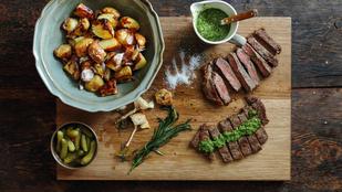 A mentaszósz minden vörös hús mellett príma, így készítheted el a legegyszerűbben!