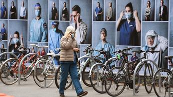 A fertőzöttek száma a világban már meghaladta a 40 milliót