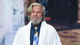Jeff Bridges a Twitter-oldalán közölte követőivel, hogy rákos