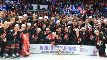 Tíz hónap után rendeznek újra jégkorong-világversenyt
