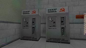 Egy helyen a játékok majdnem összes üdítőautomatája