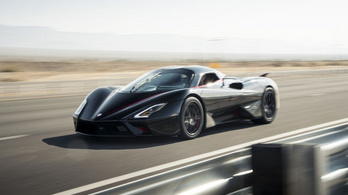 500 km/h felett a közúti sebességi rekord