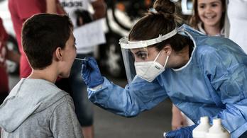 Rekordszámú napi fertőzött Bulgáriában