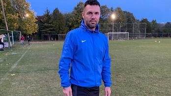 Az NB I-es gólkirály, Bajzát Péter a megyében kezdte újra a futballt