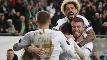 """""""Az alvó óriás"""" – a BBC a Ferencvárost méltatta"""