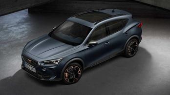 Audi öthengeressel erősíthet a Cupra