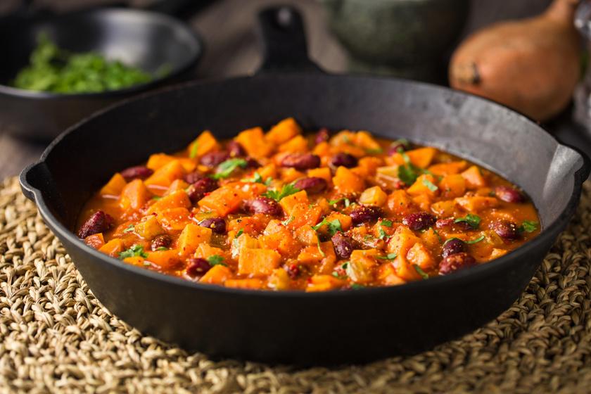 vegán chili con carne recept ok