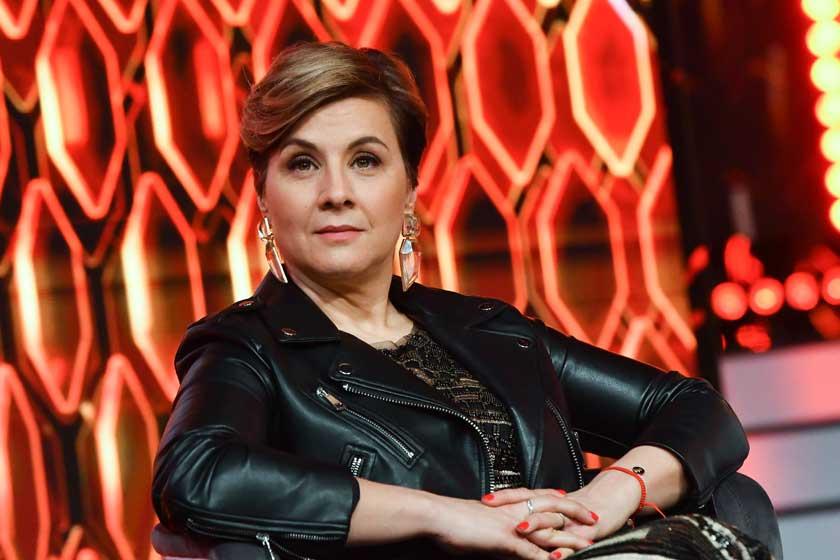 Ábel Anita friss fotója: ámulnak a nézők, mennyire vékony a 45 éves sztár