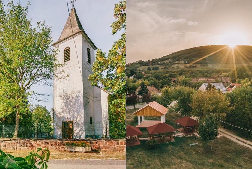 A 97 fős Tagyon a Balaton-felvidék Csicsói-medencéjében bújik meg, a Nivegy-völgy falvainak egyike. Fekvése, faluképe és a környező turistaútvonalak mellett remek borai is vonzóvá teszik a turisták körében.