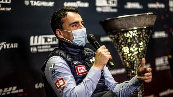 Michelisz Norbert: Bajnokságokat akarok nyerni, és lesz még rá lehetőségem