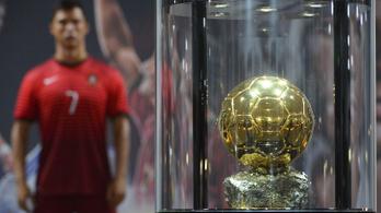 Aranylabda helyett minden idők legjobb futballcsapatát keresik