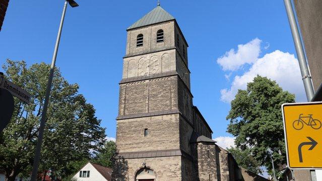 A mündelheimi Szent Dénes templom