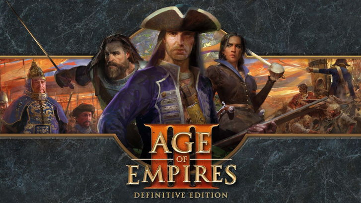 Age of Empires III (forrás: Microsoft)