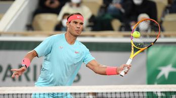 Rafael Nadal elindul a novemberi fedettpályás párizsi tornán