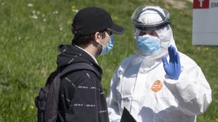 Szlovákiában mindenkit karanténba küldenek, aki nem vesz részt az állami  koronavírus-teszten