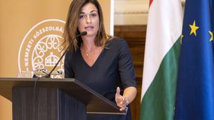 Varga Judit igazságügyi miniszter is elkapta a koronavírust