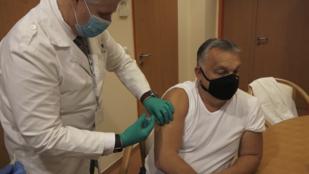 Lehet, hogy Orbán Viktort rosszul oltották be influenza ellen