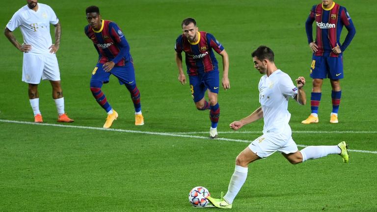 Gólt szerzett, de kikapott a BL-nyitányon a Fradi Barcelonában