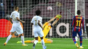 Rebrov csalódott az utolsó két gól miatt, az első 20 perccel elégedett