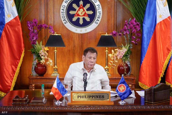 Rodrugo Duterte