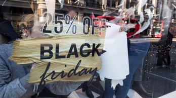 A gazdasági nehézségek ellenére már várjuk a Black Fridayt