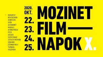 Fesztiválfilmek jóval a bemutatók előtt a Mozinet Filmnapokon