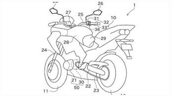 Hibrid hajtást fejleszt a Kawasaki