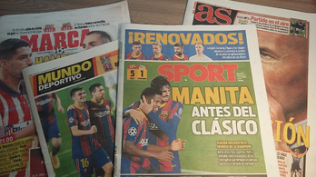 Két FTC-játékos is 6-os osztályzatot kapott a katalán Sporttól