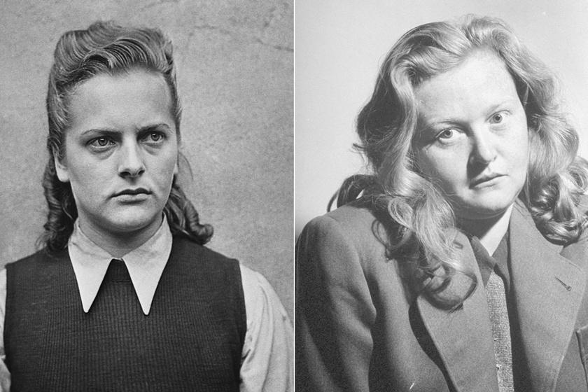 Ők voltak a koncentrációs táborok legbrutálisabb fegyőrnői: élvezték, hogy kínozhatták a rabokat