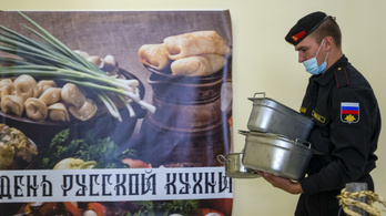 Az oroszok kijöttek a spájzból, már a konyhában vannak