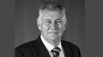 Koronavírusban meghalt a Szabolcs-Szatmár-Bereg Megyei Kórházak és Egyetemi Oktatókórház főigazgatója