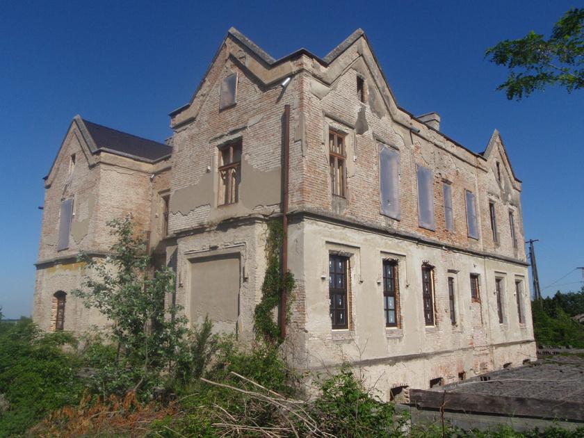 Zichy-kastély Somlószőlős kép