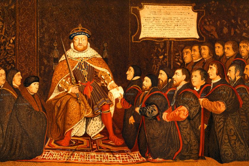VIII. Henrik tényleg kimaxolta a divatot: 6 meghökkentő darab, amit mindenki irigyelt