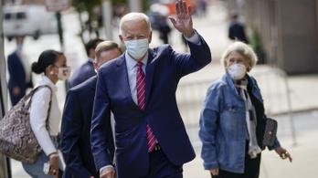 Reuters: A Trumpnak dolgozó ügyvédi irodák alkalmazottai Bident támogatják