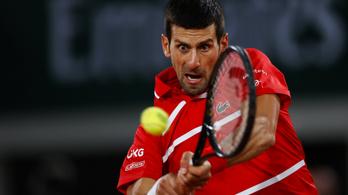 Djokovics Párizsban nem indul, Bécsben és Londonban viszont ott lesz