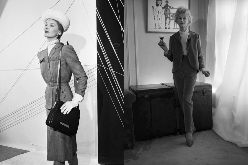 A svéd Lisa Fonssagrivest tartják a világ első szupermodelljének. 1936-ban, 25 évesen fedezte fel a fényképész, Willy Maywald egy liftben, ekkor készült róla az első fotósorozat. A képeket elküldték a Vogue-nak, innentől pedig beindult a karrierje. 1939-ben már híres modell volt, és egészen az '50-es évekig igazi ikonnak számított. Ezután szobrásznak állt, és nyolcvanévesen hunyt el.