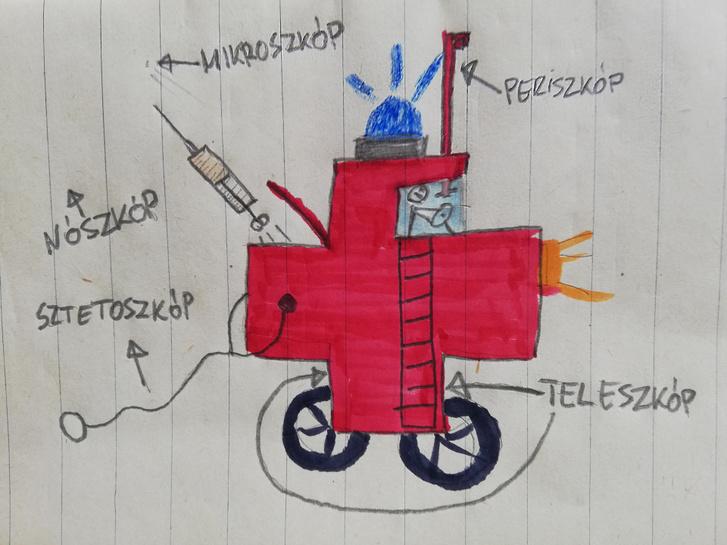 A Vörös Kereszteszkóp rossz szóviccekkel öli a vírust.