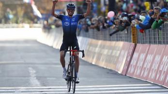 Giro: O'Connor szökése ezúttal sikeres volt