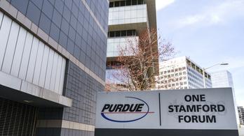 Nyolcmilliárd dolláros büntetés a kábszer-forgalmazó gyógyszercégnek