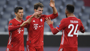 A Bayern kiütötte az Atléticót, öngóllal nyert a Liverpool