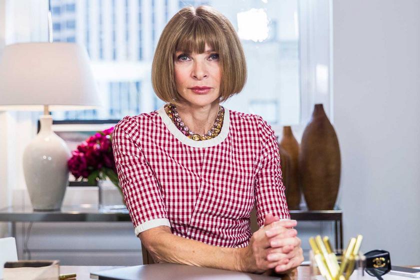 20 év után válik a Vogue nagyasszonya:  Anna Wintourt ezért hagyta el a férje