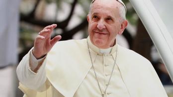Ferenc pápa a melegekről: élettársi törvényre van szükség