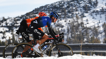 Giro d'Italia: agyő Franciaország!