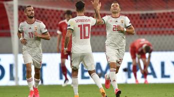 A magyar válogatott ismét a top 50-ben a világranglistán