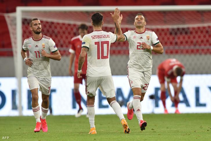 Jó idegenbeli szereplésének köszönhetően a világranglistán is előrelépett a magyar válogatott