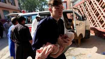 Afganisztánban a gyermekek életét sem kímélik