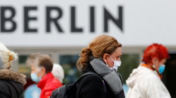 Már napi tizenegyezer új fertőzött van Németországban