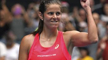 Visszavonult Julia Görges német teniszező